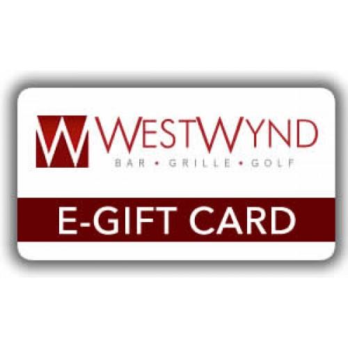 $50 E-Gift Card  $50